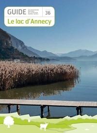 Christelle Dubosson - Le lac d'Annecy.