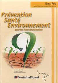 Deedr.fr BAC PRO 2nde, 1re, Tle, Prévention Santé Environnement Image