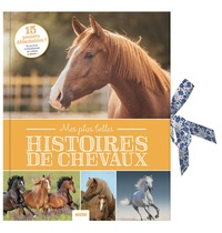 Christelle Huet-Gomez - Mes plus belles histoires de chevaux - Avec 15 posters détachables !.