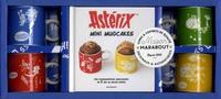 Christelle Huet-Gomez et Lene Knudsen - Mini mugcakes Astérix - Avec 4 mini mugs collector.