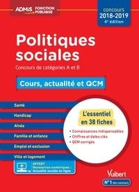 Politiques sociales - Cours, actualité et QCM, Concours de catégories A et B.pdf