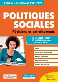 Christelle Jamot-Robert et Rémi Pérès - Politiques sociales - Révisions et entraînements.