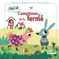 Christelle Lardenois - Comptines de la ferme.
