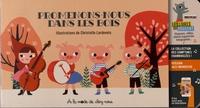 Christelle Lardenois - Promenons-nous dans les bois.