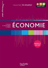 Christelle Mailhos-Gros et Christelle Lacroux-Martin - Economie BTS 1e année.