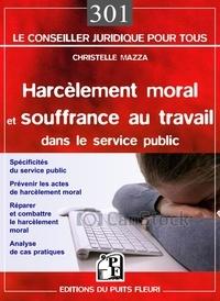 Harcèlement moral et souffrance au travail dans le service public.pdf