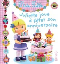 Christelle Mekdjian et Nathalie Bélineau - Juliette joue à fêter son anniversaire.