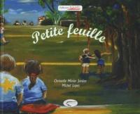 Christelle Minier Jordan et Michel Lopez - Petite feuille.