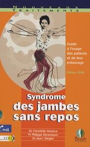Era-circus.be Syndrome des jambes sans repos - Guide à l'usage des patients et de leur entourage Image