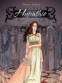Christelle Pécout et Virginie Greiner - Sorcières Tome 2 : Hypathie.