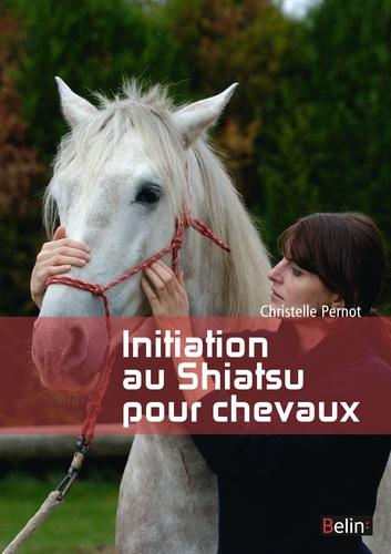 Christelle Pernot - Initiation au shiatsu pour chevaux - Le pouvoir de toucher.