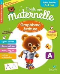 Christelle Prince et Manola Caprini - Graphisme écriture Petite Section.
