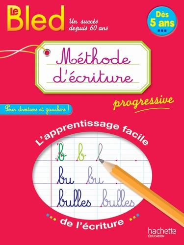 Christelle Prudon - Méthode d'écriture progressive dès 5 ans - Pour droitiers et gauchers !.