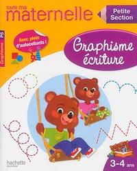 Christelle Prudon - Toute ma maternelle, graphisme Petite Section - 3-4 ans.