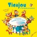 Christelle Saquet et Peggy Nille - Ticajou et sa famille de musiciens - 9 instruments et extraits d'oeuvres célèbres. 1 CD audio
