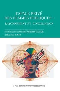 Galabria.be Espace privé des femmes publiques : rayonnement et conciliation Image