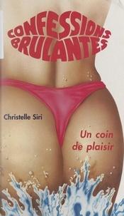 Christelle Siri - Un coin de plaisir.