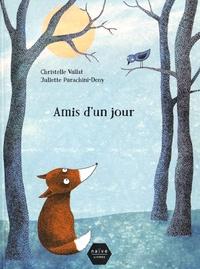 Christelle Vallat et Juliette Parachini-Deny - Amis d'un jour.