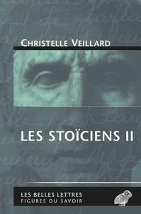 Les stoïciens - Tome 2, Le stoïcisme intermédiaire (Diogène de Babylonie, Panétius de Rhodes, Posidonius dApamée).pdf