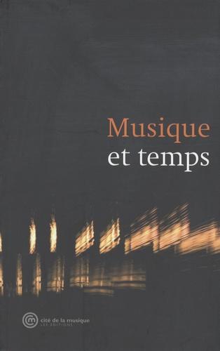 Christian Accaoui - Musique et temps.