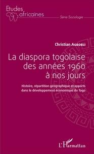 Histoiresdenlire.be La diaspora togolaise des années 1960 à nos jours - Histoire, répartition géographique et apports dans le développement économique du Togo Image