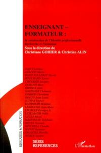 Christian Alin et Christiane Gohier - .