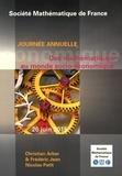 Christian Arber et Frédéric Jean - Des mathématiques au monde socio-économique.