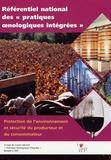 Christian Asselin et Jean-Luc Berger - Référentiel national des pratiques oenologiques intégrées - Protection de l'environnement et sécurité du producteur et du consommateur.