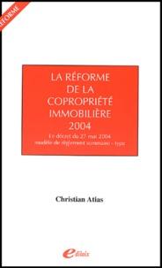 La Réforme de la Copropriété Immobilière 2004.pdf