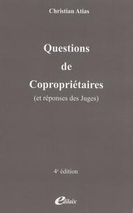 Galabria.be Questions de copropriétaires (et réponses des juges) Image