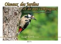 Christian Beaudin - Oiseaux des jardins et de nos campagnes.
