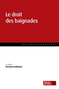 Le droit des baignades - Christian Belhache pdf epub