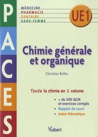 Christian Bellec - Chimie générale et organique - PACES UE1.