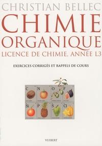 Chimie organique - Licence de chimie Année L3, Exercices corrigés et rappels de cours.pdf