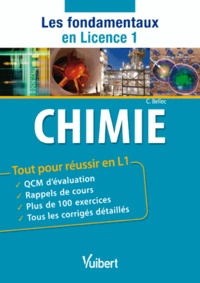 Christian Bellec - Chimie.