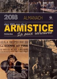 Christian Benz - Almanach des 100 ans de l'armistice.
