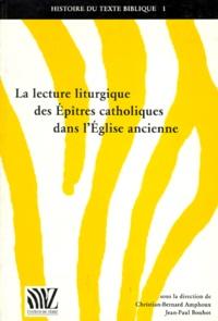 Christian-Bernard Amphoux et  Collectif - .