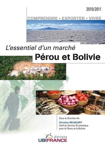 Christian Beuscart - Pérou et Bolivie.