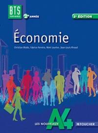 Christian Bialès et Fabrice Ferreira - Economie BTS tertiaires 2e année.