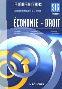 Christian Bialès et Michel Bialès - Economie-Droit 1e STG.