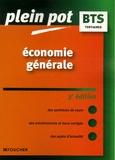 Christian Bialès et Michel Bialès - Economie générale BTS, DUT tertiaires.
