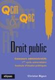 Christian Bigaut - Droit public.