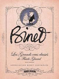 Christian Binet - Binet - Les grands crus classés de Fluide Glacial.