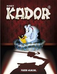 Meilleurs ebooks disponibles en téléchargement gratuit Kador Tome 1 par Christian Binet in French