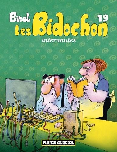 Christian Binet - Les Bidochon Tome 19 : Internautes.