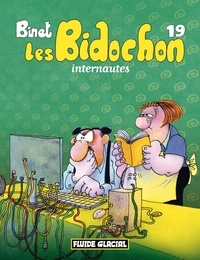 Christian Binet - Les Bidochon Tome 19 : Internautes. 1 DVD
