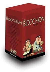 Livres téléchargeables gratuitement pour les lecteurs mp3 Les Bidochon Tomes 1 à 18 9782858157761 in French MOBI iBook par Christian Binet