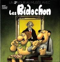 Christian Binet et Patrick Ramade - Un 2e jour au musée avec les Bidochon.