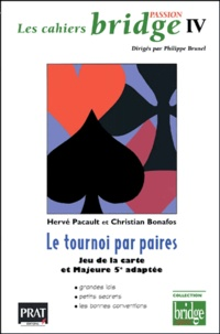 Christian Bonafos et Hervé Pacault - .