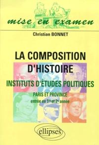 Christian Bonnet - .